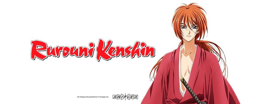 Rurouni Kenshin: Meiji Kenkaku Romantan / Samurai X / Бродяга Кэнсин / მაწანწალა კენსინი