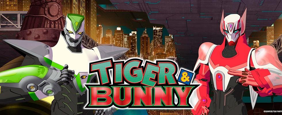 Tiger and Bunny / Тигр и Кролик / ვეფხვი და კურდღელი