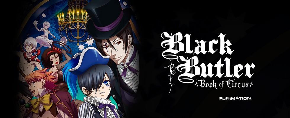 Kuro Shitsuji / Kuroshitsuji / Black Butler / Демон-дворецкий / დემონი მსახური