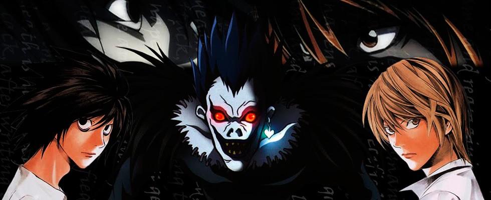 Death Note / Тетрадь Смерти / სიკვდილის რვეული