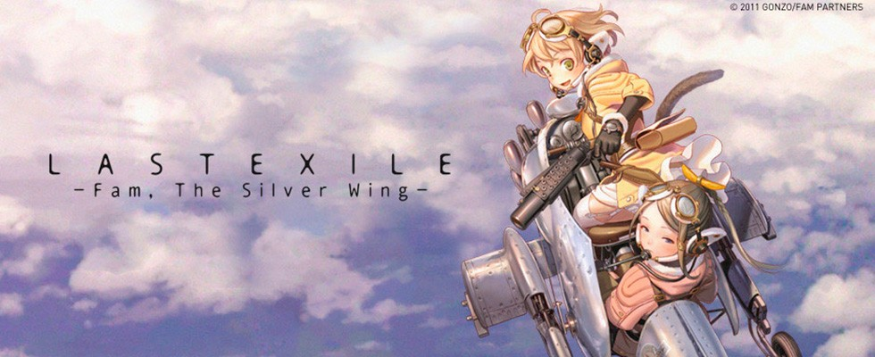 Last Exile TV2 - Fam, The Silver Wing / Изгнанник: Серебряное крыло Фам