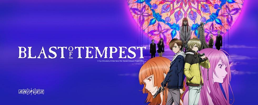 Zetsuen no Tempest / The Civilization Blaster / Буря Потерь: Истребление Цивилизации