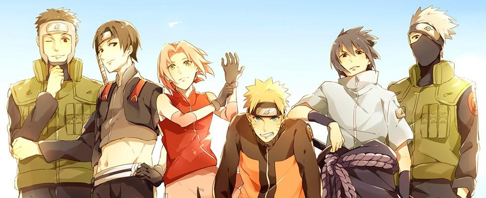 Naruto movies / Наруто Фильми / ნარუტოს ფილმები