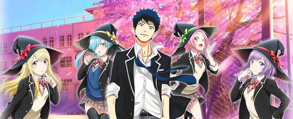 Yamada-kun to 7-nin no Majo / Ямада и семь ведьм / იამადა და შვიდი ჯადოქარი