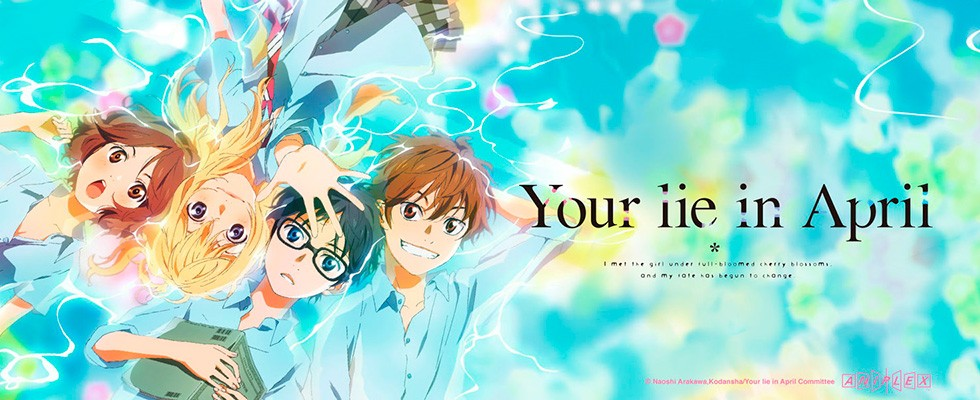 Shigatsu wa Kimi no Uso / Your Lie in April / Апрель - это твоя ложь