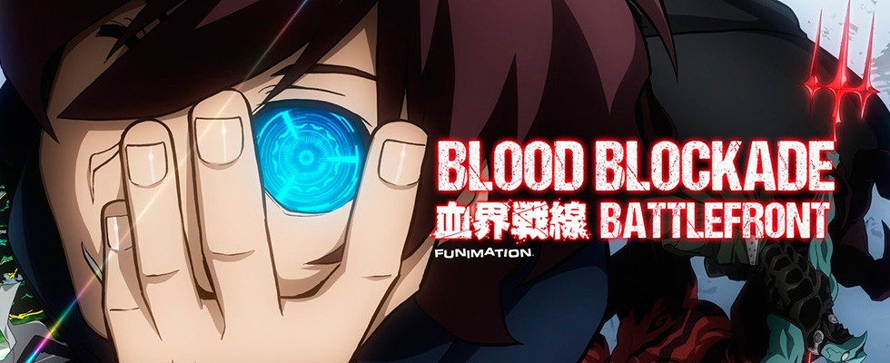 Kekkai Sensen / Фронт кровавой блокады / სისხლიანი ბლოკადის ფრონტი
