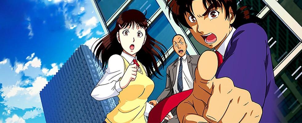 Kindaichi Shounen no Jikenbo Returns / Дело ведет юный детектив Киндайти Возращение