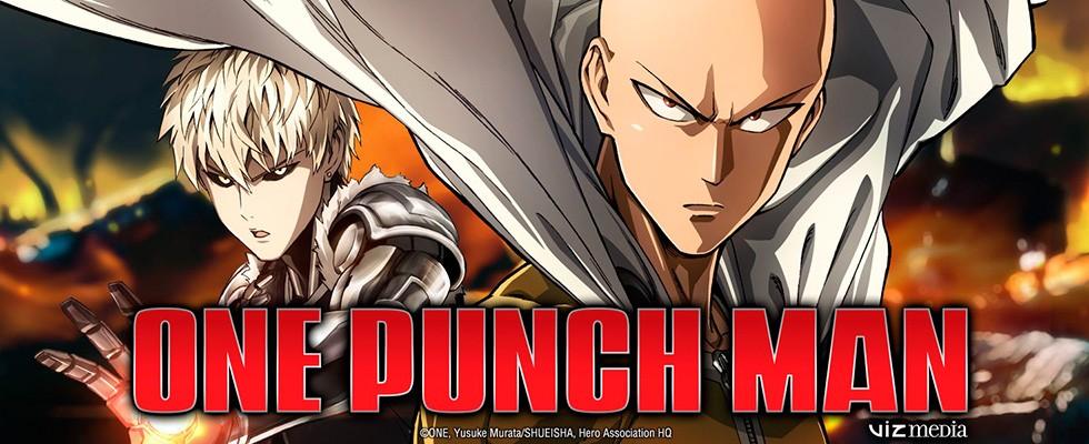 One-Punch Man / Ванпанчмен / ვან პანჩ მენი