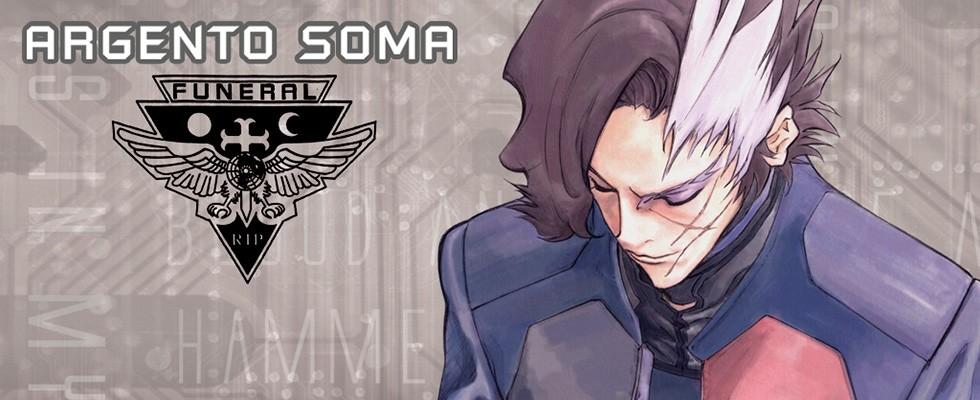 Argento Soma / Аргенто Сома