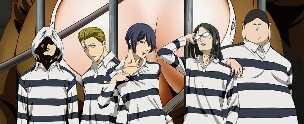 Prison School / Школа-тюрьма / ციხე სკოლა