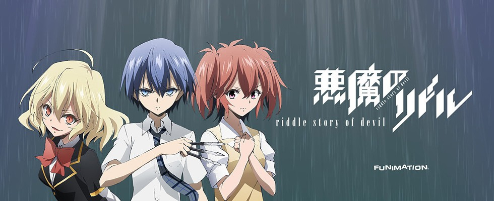 Akuma no Riddle / Riddle Story of Devil / Загадка Дьявола