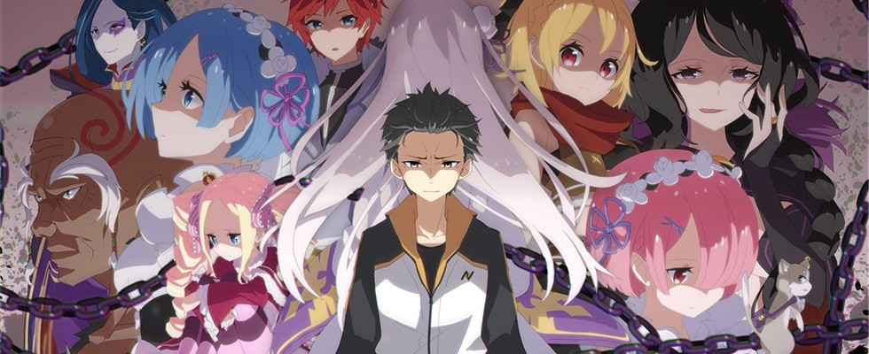 Re: Zero kara Hajimeru Isekai Seikatsu / Re: Жизнь в другом мире с нуля / სხვა სამყაროში ნულიდან ცხოვრება