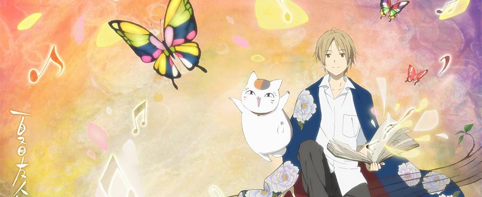 Natsume Yuujinchou Go TV5 / Тетрадь дружбы Нацумэ (пятый сезон)