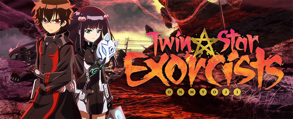 Sousei no Onmyouji / Twin Star Exorcists / Звёздная пара Онмёджи