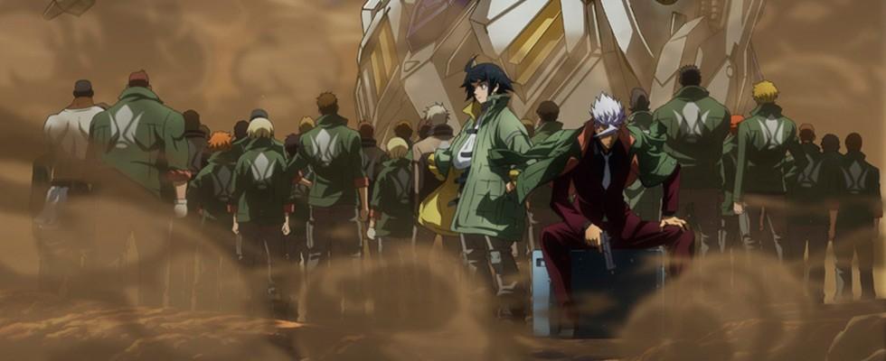 Kidou Senshi Gundam: Tekketsu no Orphans TV2 / Мобильный доспех Гандам: Стальнокровные сироты