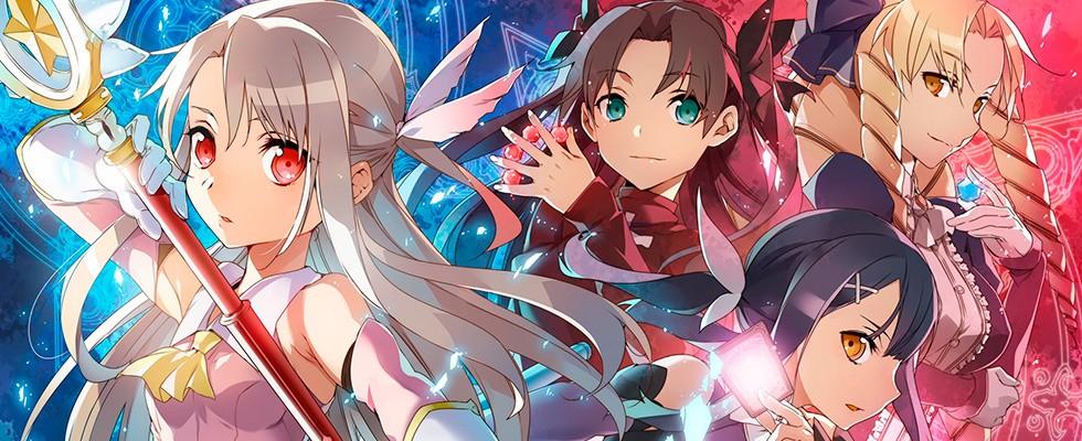 Fate/Kaleid Liner Prisma Illya / Судьба: Девочка-волшебница Иллия