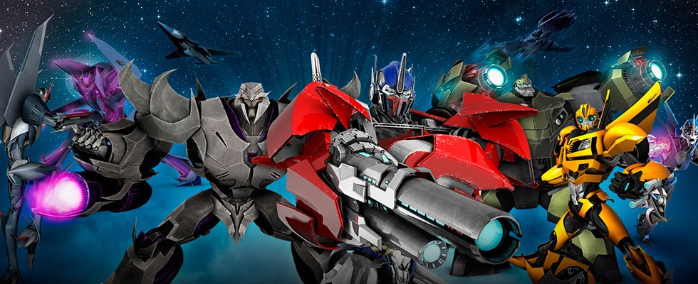 Transformers Prime / Трансформеры Прайм / ტრანსფორმერ პრაიმი