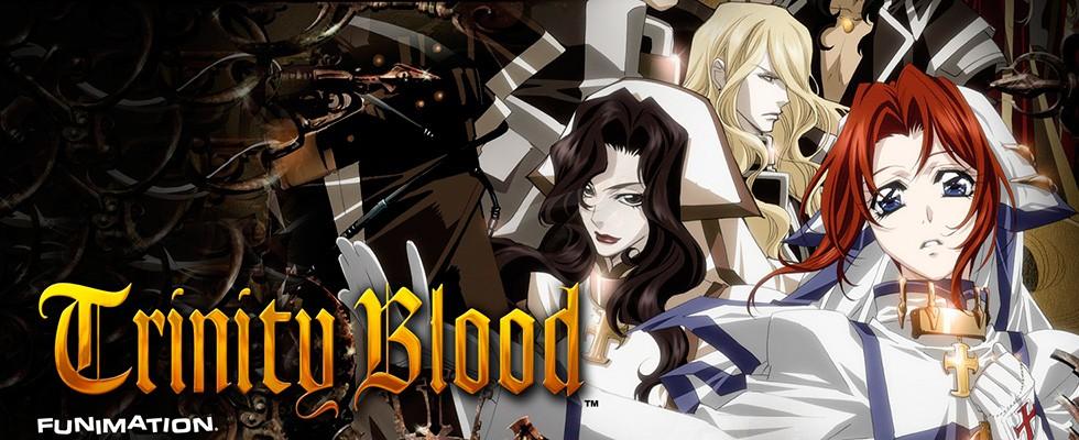 Trinity Blood / Кровь Триединства / სამეულის სისხლი