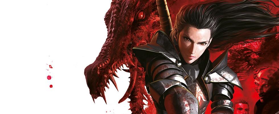 Dragon Age: Dawn of the Seeker / Эра драконов: Рождение Искательницы