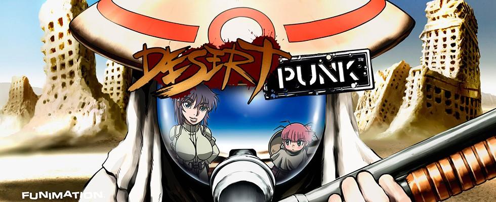 Sunabozu / Desert Punk / Пустынная Крыса / უდაბნოს თაგვი