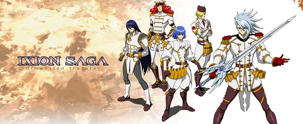 Ixion Saga: Dimension Transfer / Иксион Сага: Пространственный переход
