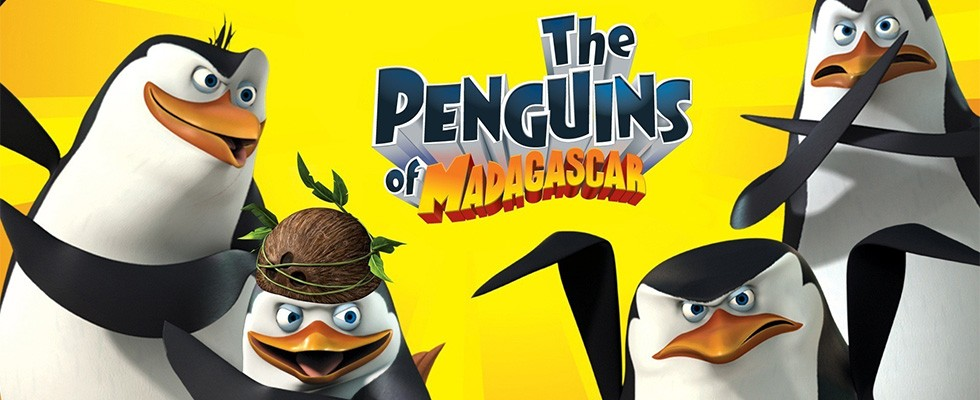 The Penguins of Madagascar / Пингвины из Мадагаскара