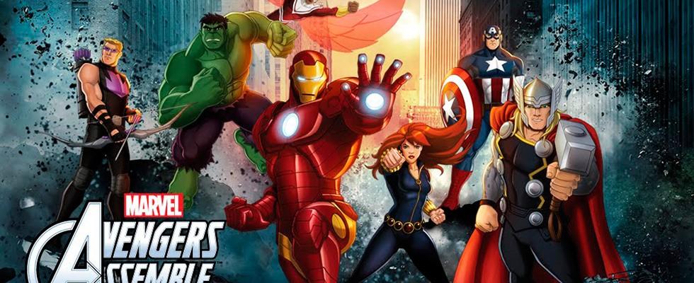 Avengers Assemble / Мстители Общий Сбор / შურისმაძიებლების შეკრება