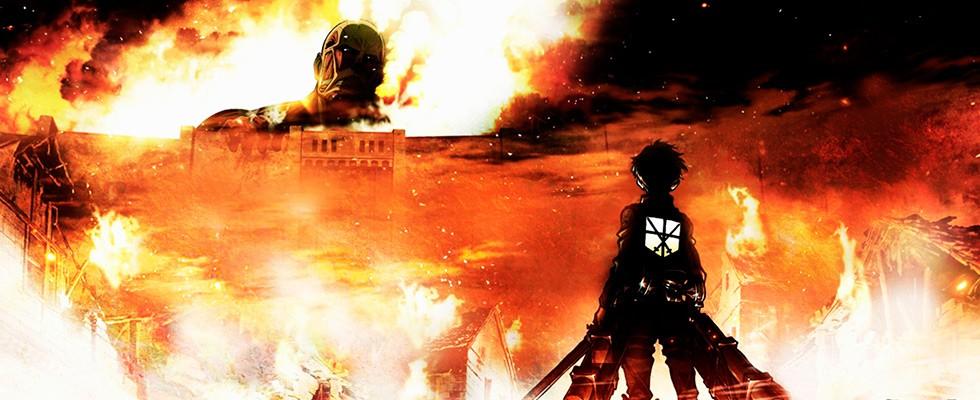 Shingeki no Kyojin / Attack on Titan / Вторжение гигантов / ტიტანებზე შეტევა