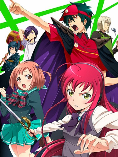 Hataraku Maou-sama! / The Devil is a Part-Timer! / Сатана на полставки!