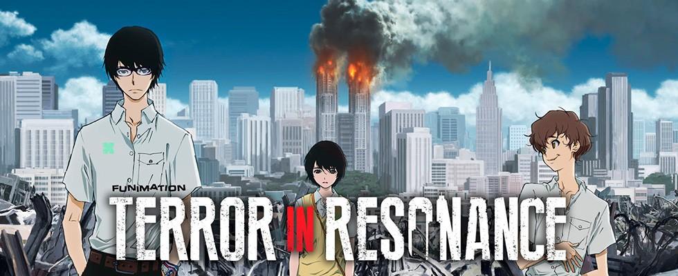 Zankyou no Terror / Terror In Resonance / Резонанс Ужаса
